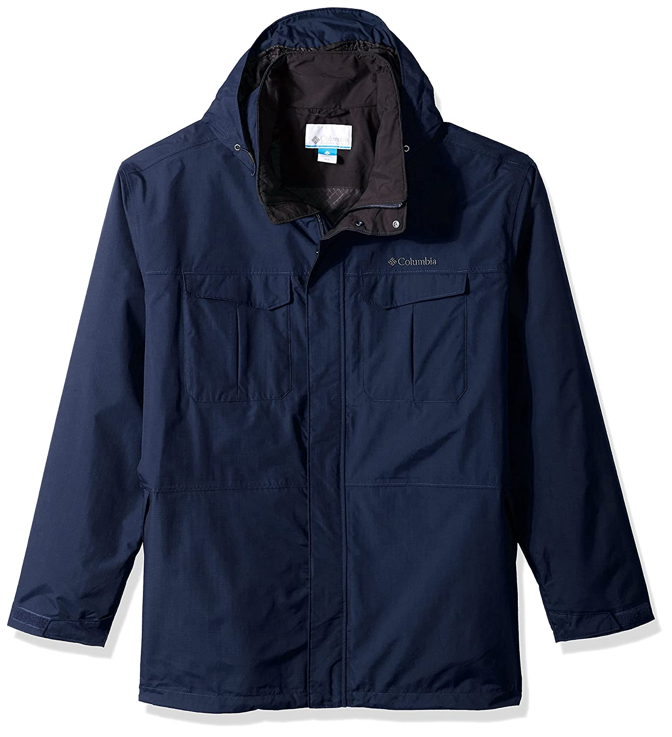 Columbia Mens Tall Dr.Downpour Jacket