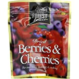 Forest Feast Premium Fruit Doypacks Berries and Cherries  170 g (Pack of 4)