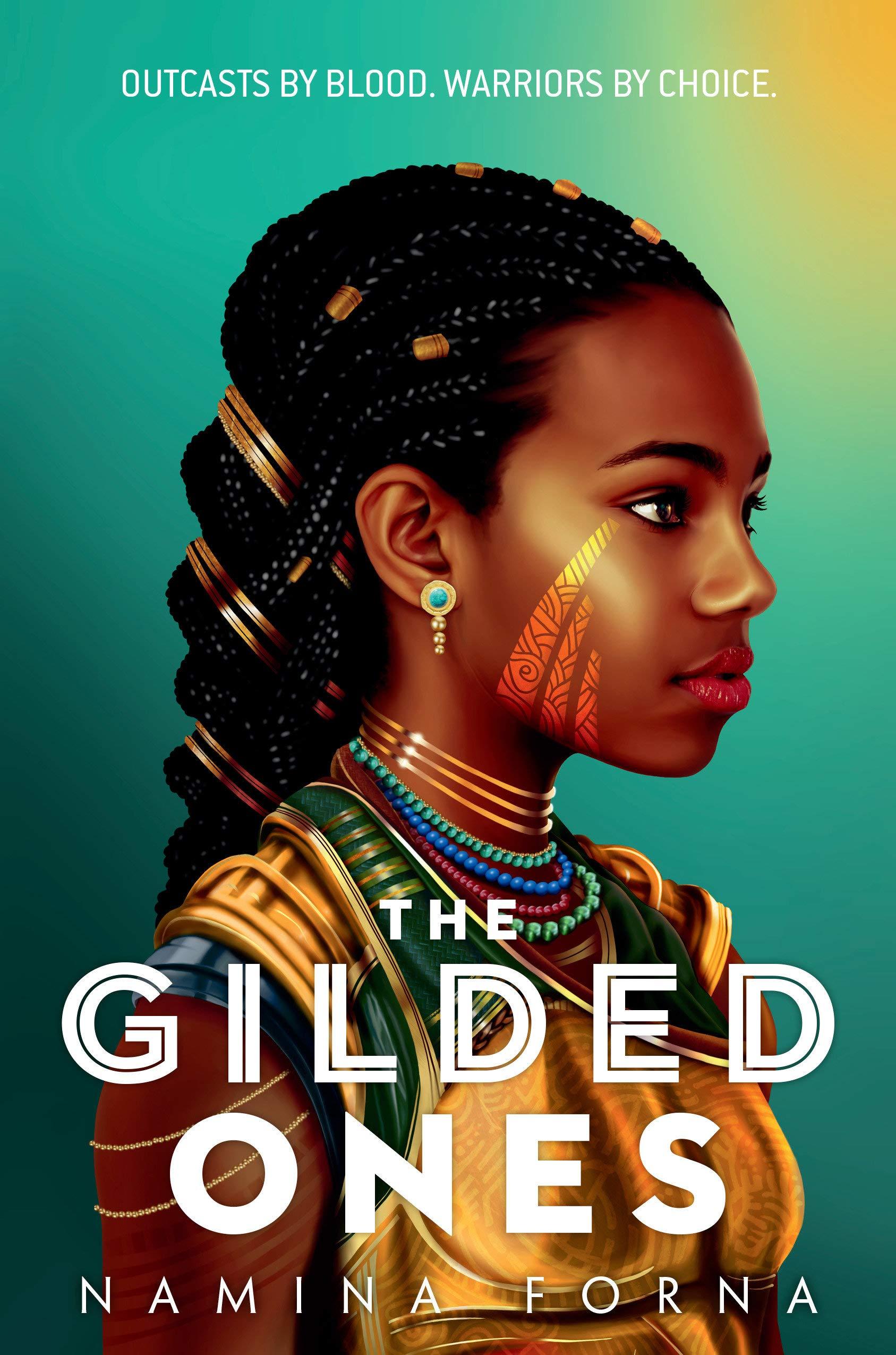 Amazon.com: The Gilded Ones (9781984848697): Forna, Namina: Books