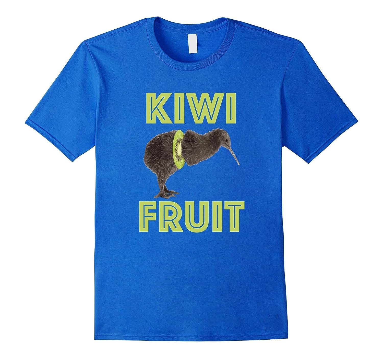 Funny Kiwi Bird Fruit T-Shirt for men women kids-AZP