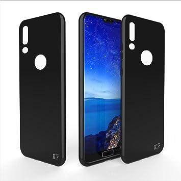 Huawei P20 Lite, KingShark Funda Bumper con Absorción de Impactos y Anti-Arañazos Espalda para Huawei Huawei P20 Lite: Amazon.es: Electrónica