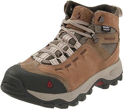 Vasque Women's Vista Waterproof Hiking Boot,Brindle/Rumba Red,6 ...
