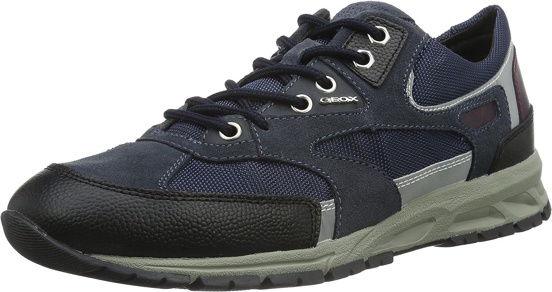 Geox Men's Wilmer 4 Retro Sneaker