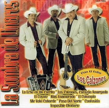 Amazon.com: La Sombra de Linares (Los Calzones): Music