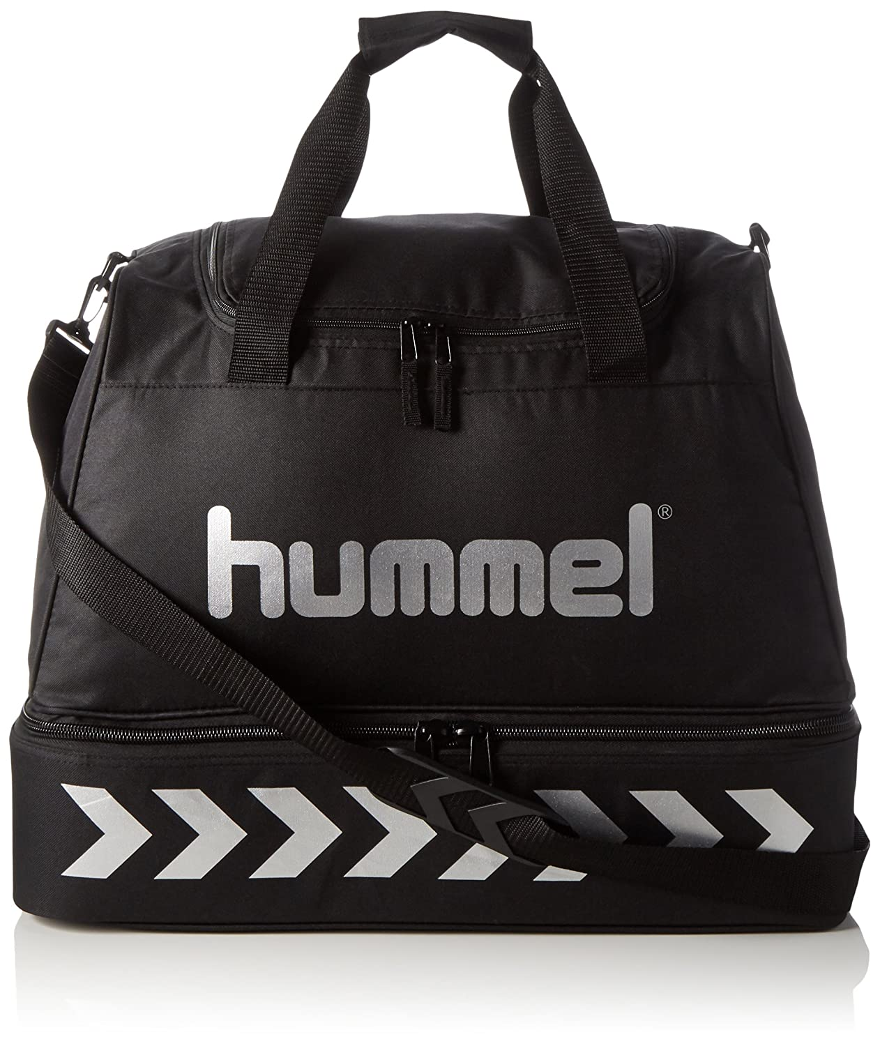 35932b375ae1 Hummel Authentic Soccer Bag Football Training  Amazon.co.uk  Sports    Outdoors