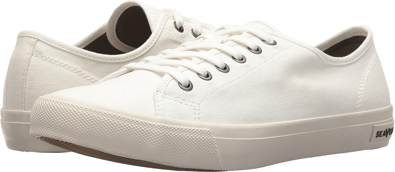 SeaVees Men's Monterey Standard Sneaker B078888V98 10.5 D(M) US|White