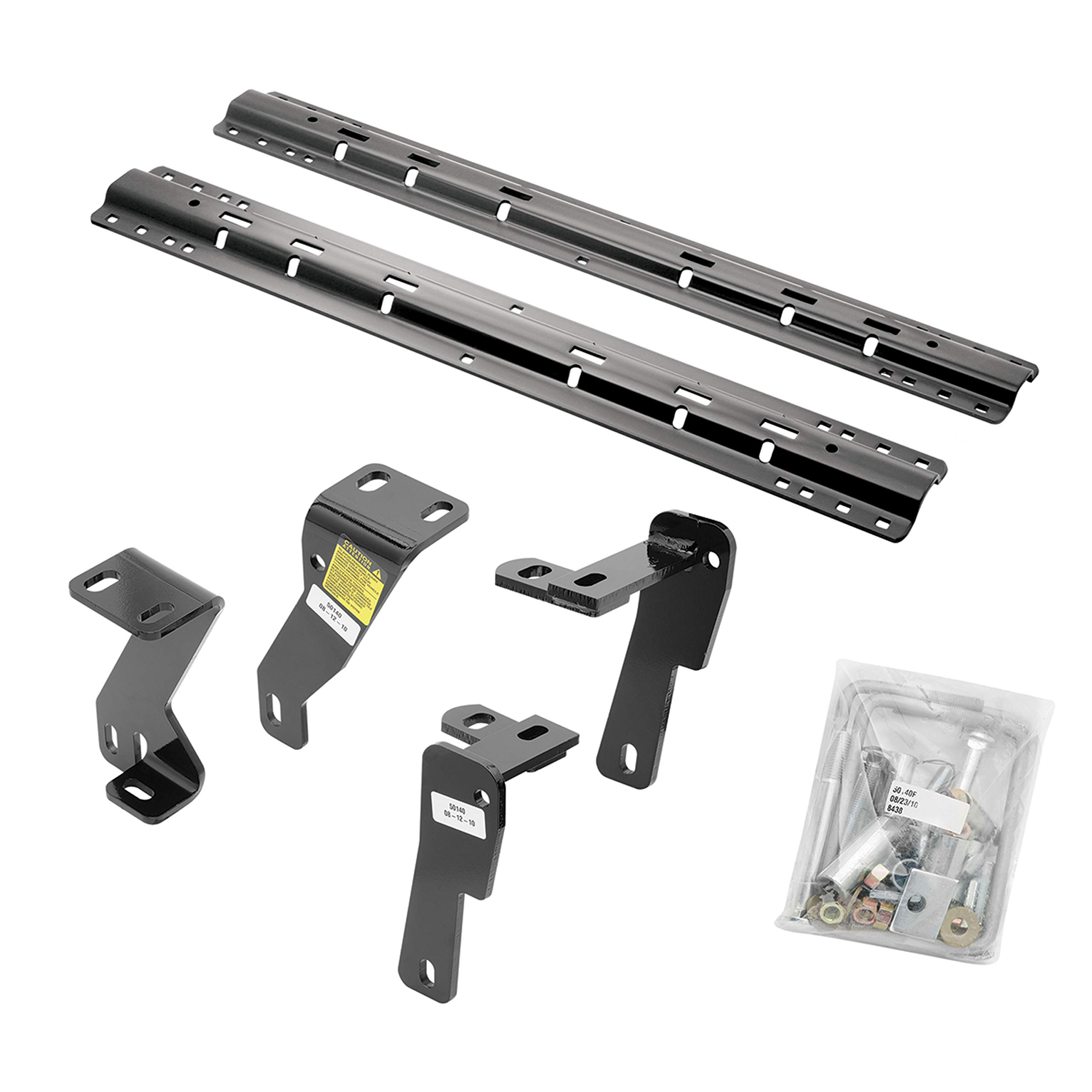 Draw-Tite Rails and Bracket Quick Install Kit (Includes #50140 and #58058) by Draw-Tite