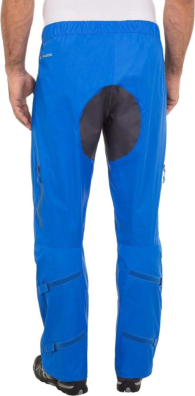 Vaude Pantaloni da Uomo Tremalzo Rain Pants