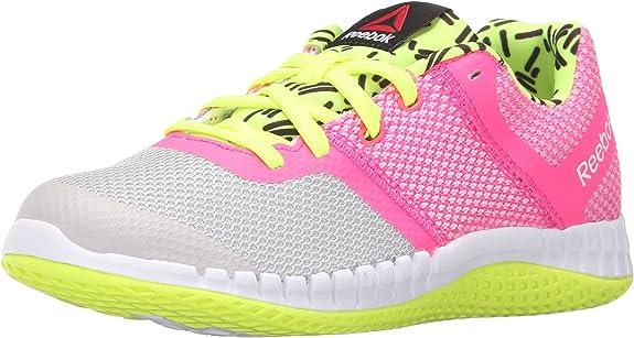 Stretto marcatura Pubblicazione  Amazon.com | Reebok Zprint Run GR Shoe (Little Kid/Big Kid) | Running