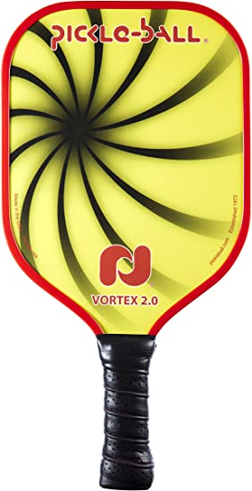 Amazon.com : Pickleball PB125 Vortex 2.0 Paddle, Yellow ...
