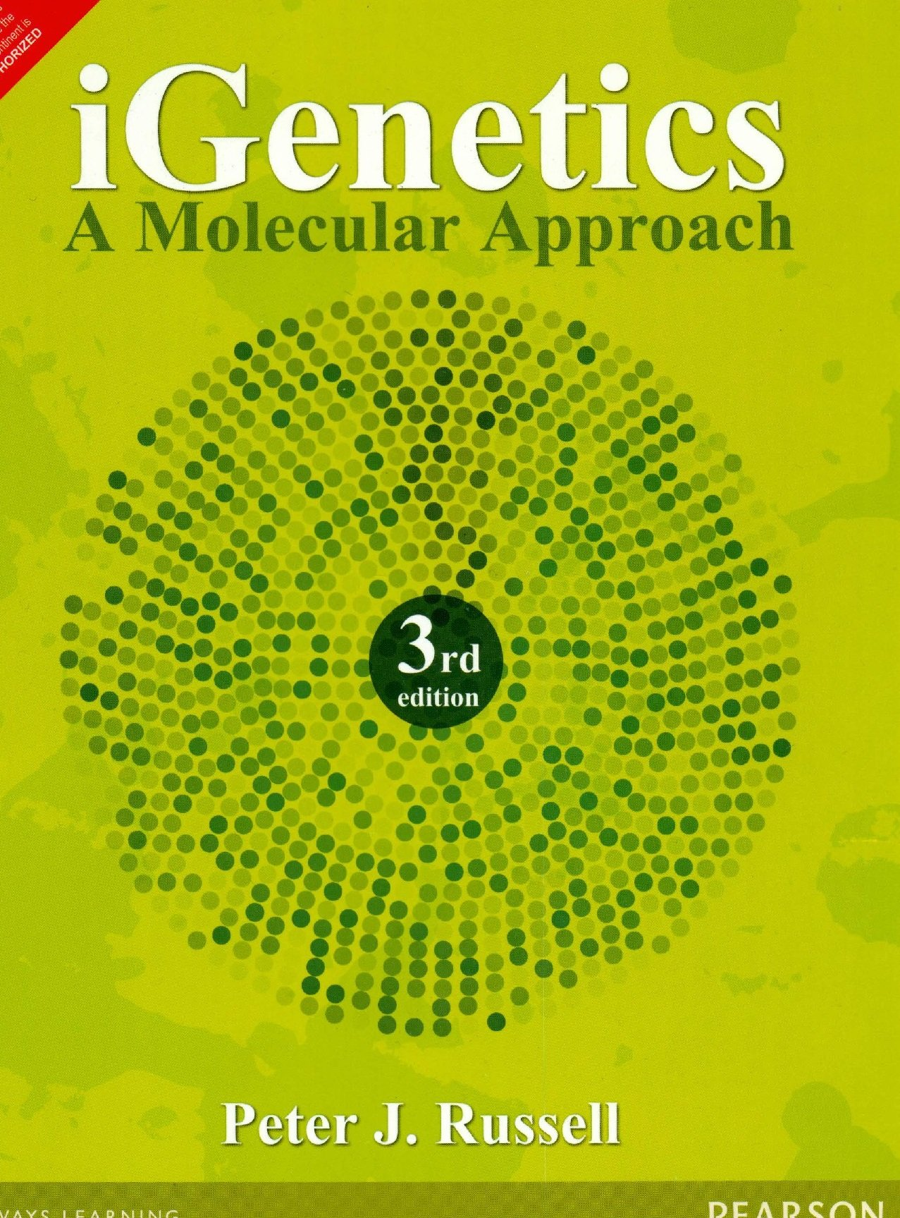 Amazon.in: Buy iGenetics: A Molecular Approach Book Online at Low Prices in  India | iGenetics: A Molecular Approach Reviews & Ratings