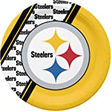 Duck House NFL Pittsburgh Steelers Disposable Paper Plates Pack of 20  sc 1 st  Amazon.com & Amazon.com : Duck House NFL Dallas Cowboys Disposable Paper Plates ...