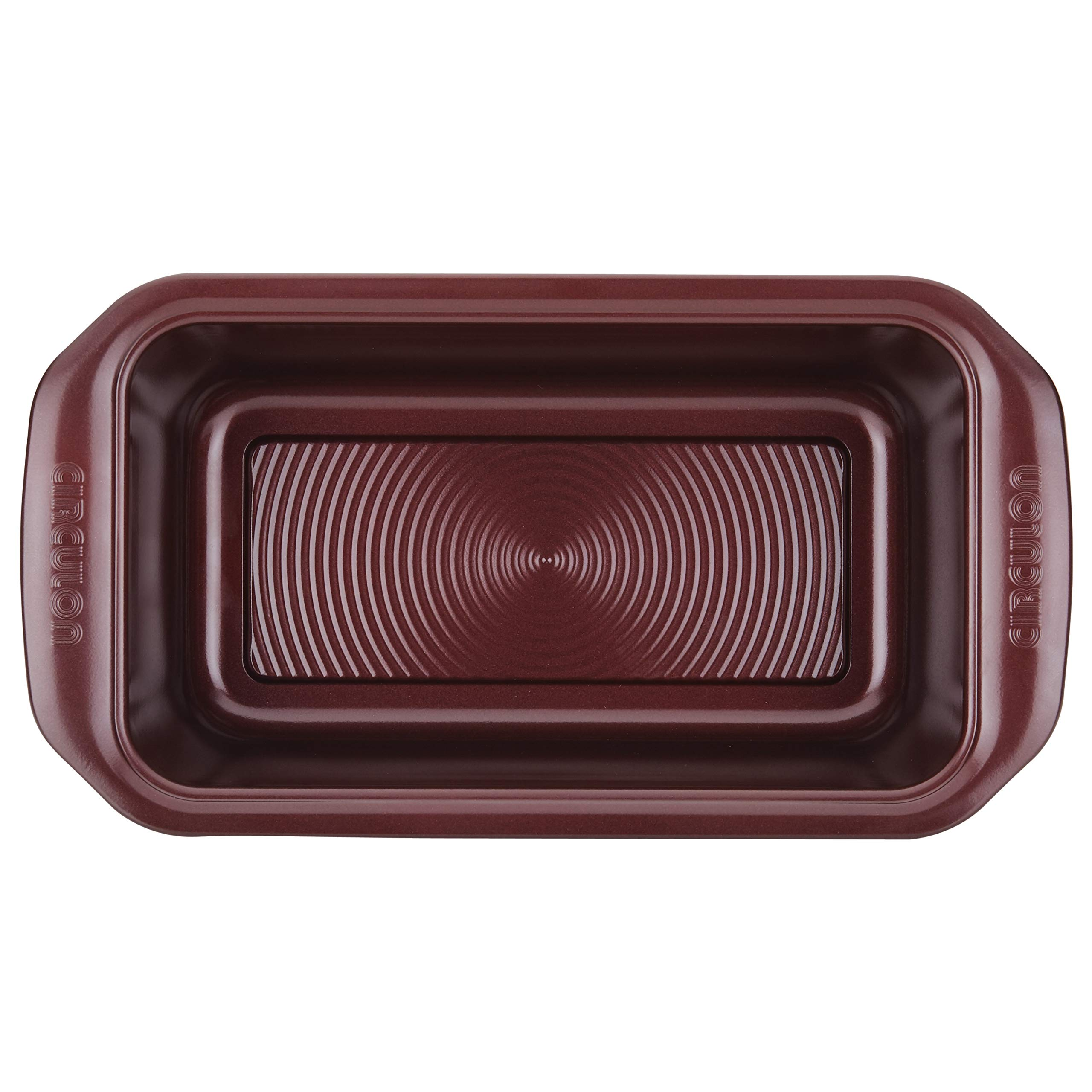 Circulon 47740 10-Piece Steel Bakeware Set, Merlot by Circulon (Image #4)