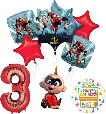 Jake and the Never Land Pirates Birthday Foil Balloon Bouquet Favor Prizes Decor