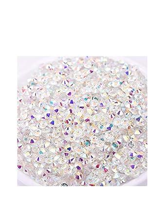 3600 strass hotfix rhinestones Crystal ø2mm ss6