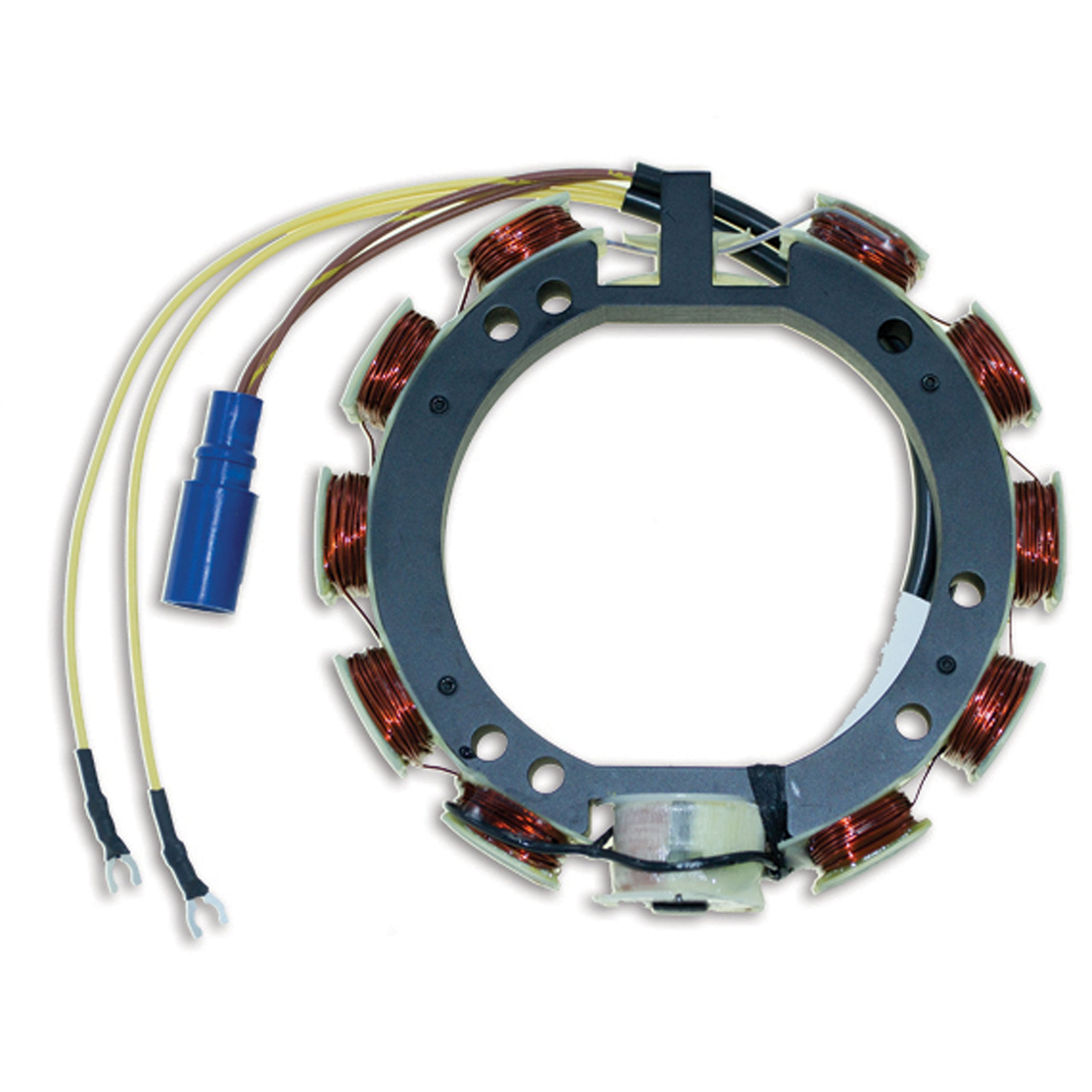 CDI Electronics 173-3536 Johnson/Evinrude Stator - 4 Cyl. 9 Amp (1988-1998) by CDI Electronics