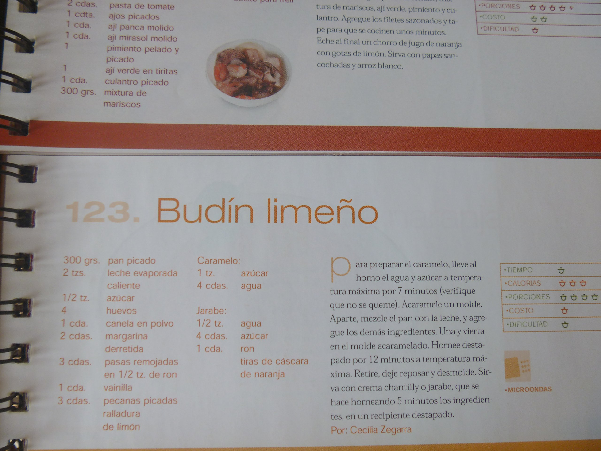 Comida Casera: Mil Maneras de Armar Un Menu: 9789972891328: Amazon.com: Books