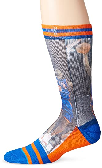 Stance NBA Legends Sprewell Legends - Calcetines en naranja L/XL - New York Knicks: Amazon.es: Ropa y accesorios