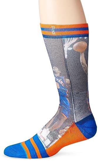 Stance NBA Legends Sprewell Legends - Calcetines en naranja L/XL - New York Knicks: Amazon.es: Ropa y accesorios