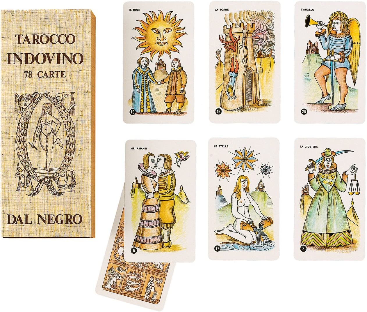MAIOTTI /Les myst/ères de la Sibilla Illustrations de E Dal Negro 43003/