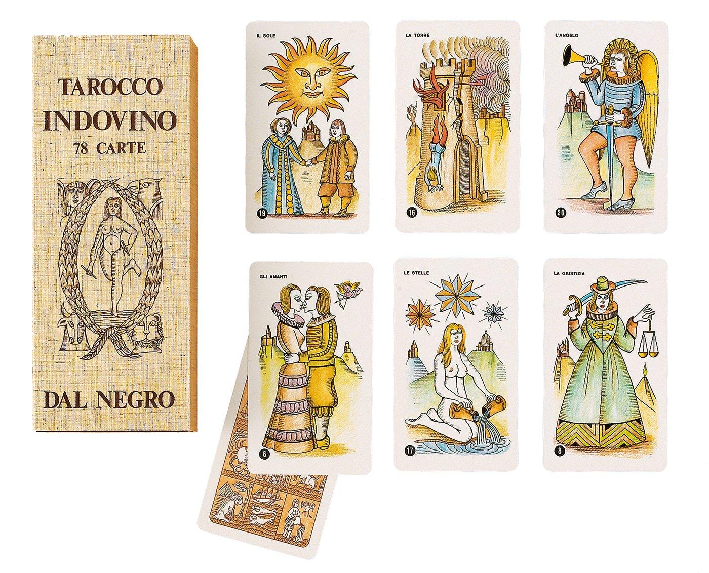 Tarocco Indovino by Dal Negro