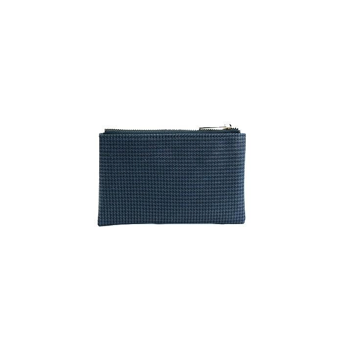 Don algodón Urban, Cartera monedero de mujer Azul Marino, 17x12x2 cm