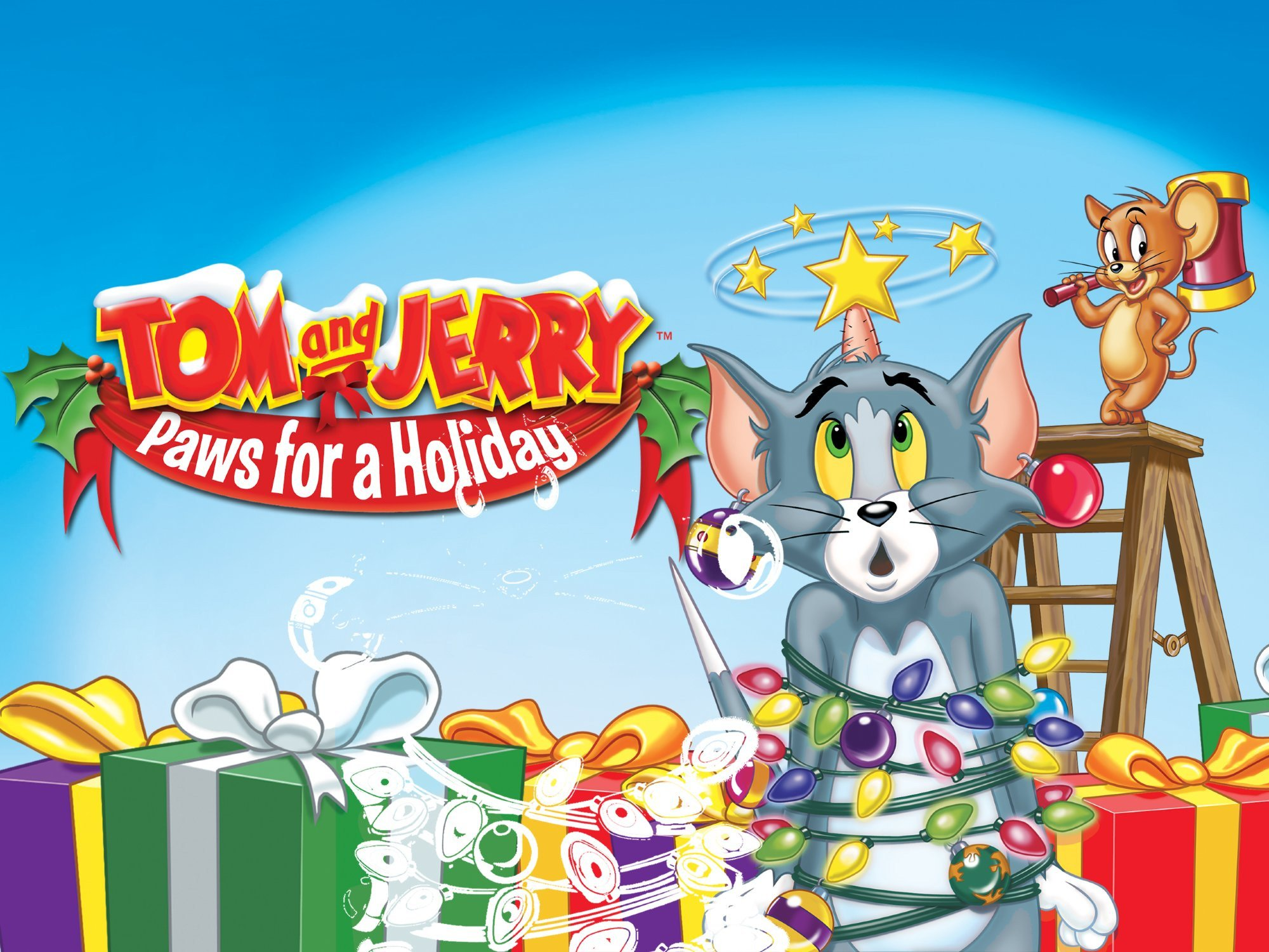 Watch Tom And Jerry Paws For A Holiday Prime Video