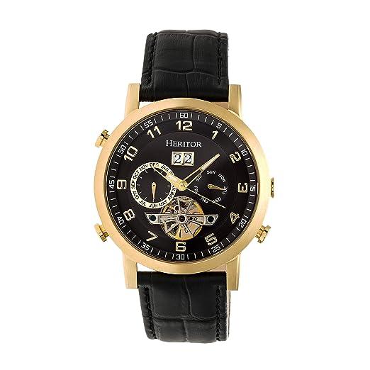 Heritor Automatic HR6204 Edmond - Reloj: heritor automatic: Amazon.es: Relojes