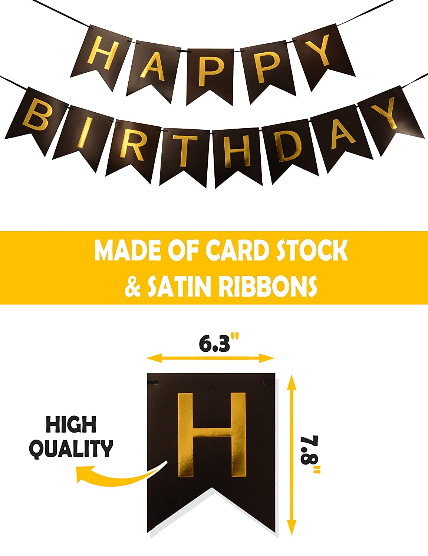 Kit de decoración para fiesta de cumpleaños número 40 ...