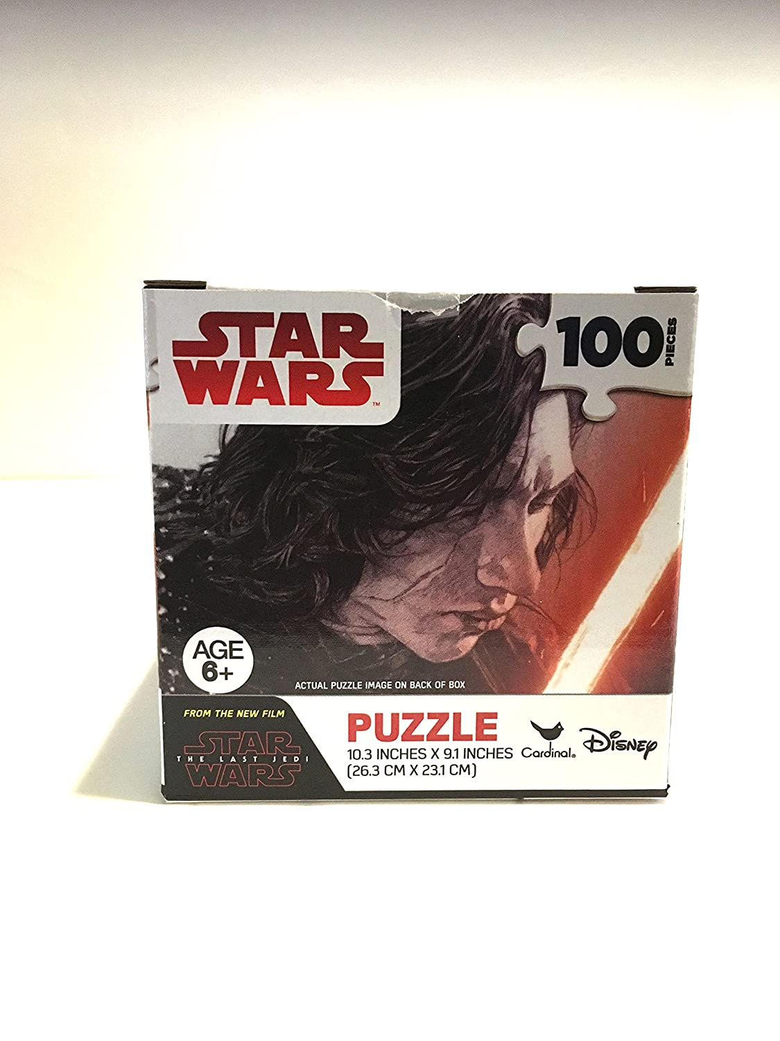 From the film,The the Last B07957SC3P film,The Jedi-Kylo Ren,100 pc Puzzle B07957SC3P, デリカジャパン:d95078f5 --- ero-shop-kupidon.ru