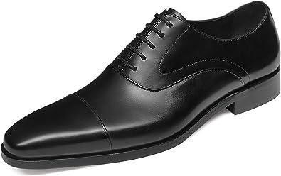 oxford shoes men black