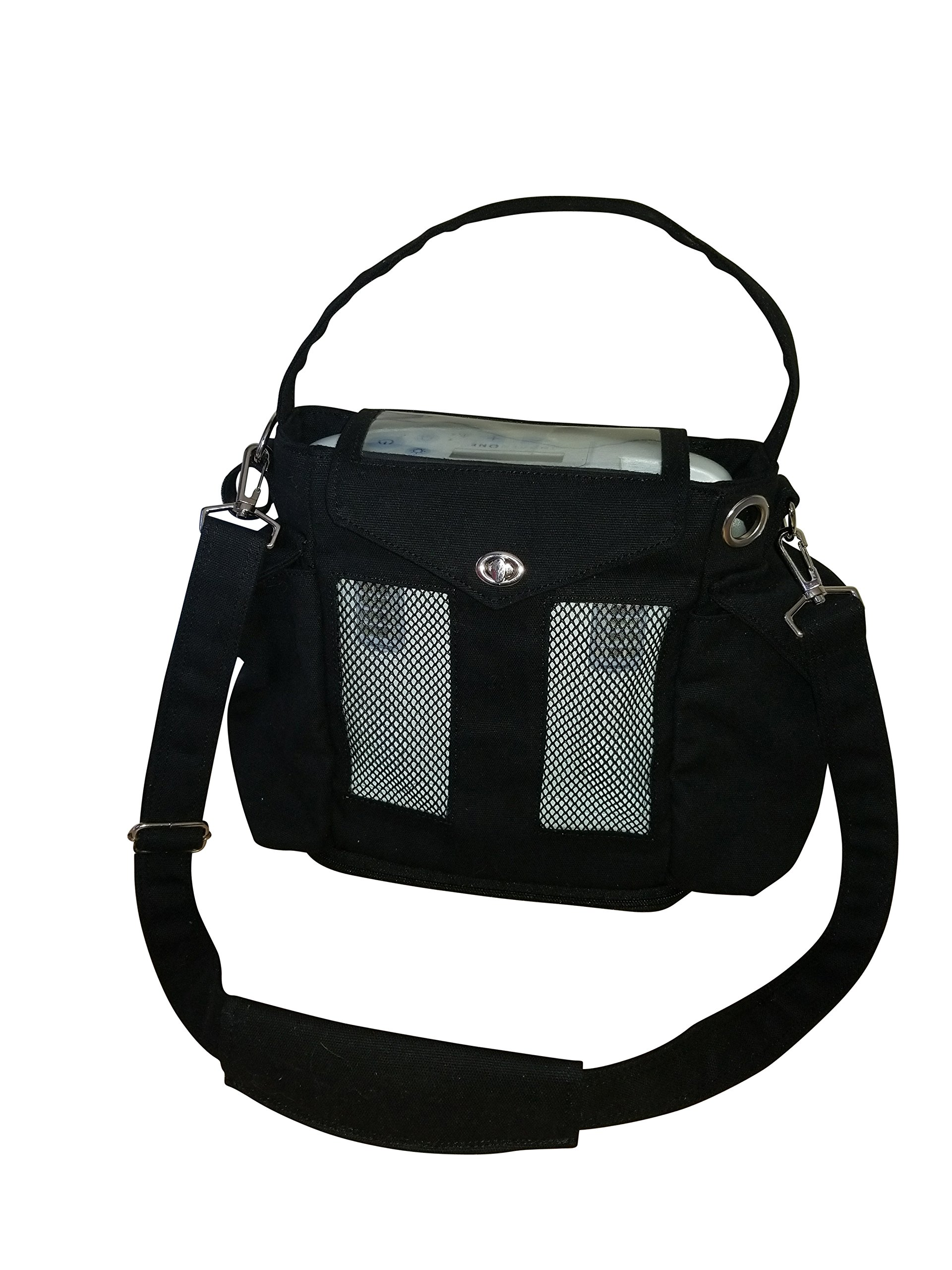 Carry Bag for Inogen One G3, Pockets for Keys, Wallet, Inogen accessories/O2totes