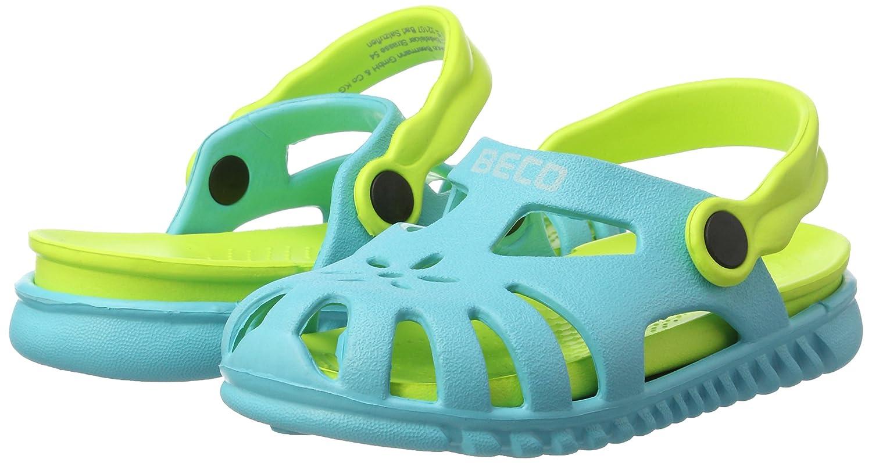 Beco Unisex Kinder Slingback Sandalen
