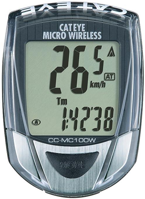 Amazon Cateye Cc Mc100w Micro Wireless 10 Function Bicycle