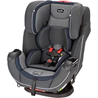 Symphony DLX All-in-One Car Seat, 5-110 lbs, Pinnacle Black