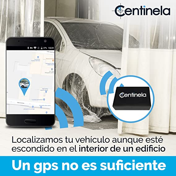 Localizador Rastreador GPS con Cobertura Mundial para Tener tu Coche, Moto o maquinaria localizada en Todo Momento.: Amazon.es: Electrónica