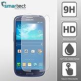 SmarTect® Samsung Galaxy S3 / S3 NEO Premium Panzerglas Display-Schutzfolie aus gehärtetem Tempered Glass | Gorilla-Glas mit Härtegrad 9H | Panzerfolie - Top-Schutzglas gegen Kratzer
