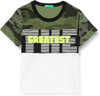 United Colors of Benetton Camiseta de Tirantes para Beb/és
