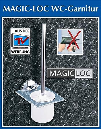 Wenko Garnitur Wc Bürstengarnitur Toilette Toilettenbürste