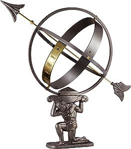 Good Directions Atlas Armillary Sundial