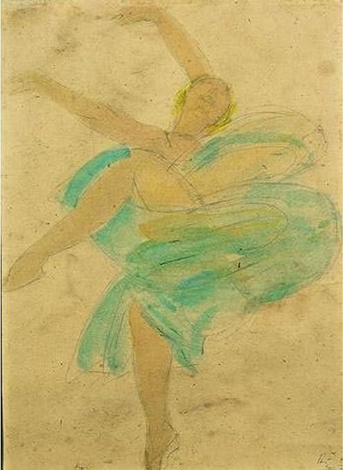 Amazon.com: Loïe Fuller by Auguste Rodin: Posters & Prints