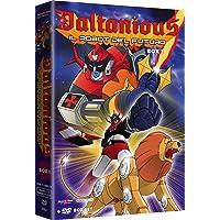 Daltanious-Il Robot del futuro Vol.1