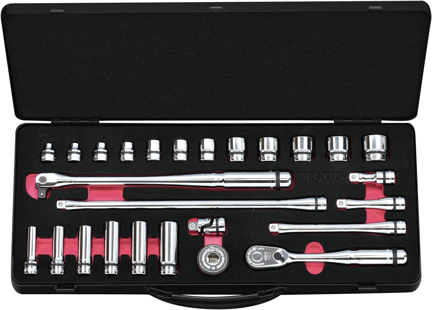 京都機械工具(KTC) ソケットレンチセット ネプロス