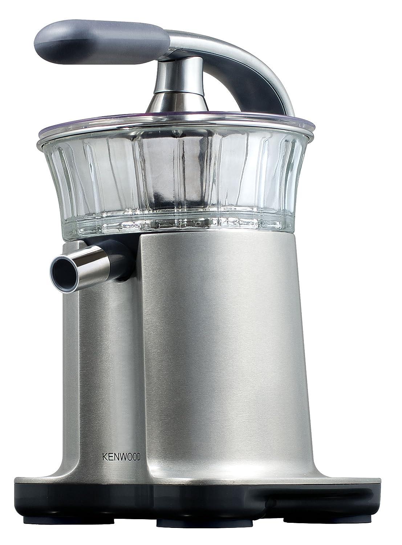 Kenwood JE450 - Exprimidor profesional automático, 140 W, acero inoxidable y cristal: Amazon.es: Hogar