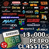 Amazon com: FL Techz RetroPie 11,000+ Games MicroSD Card for