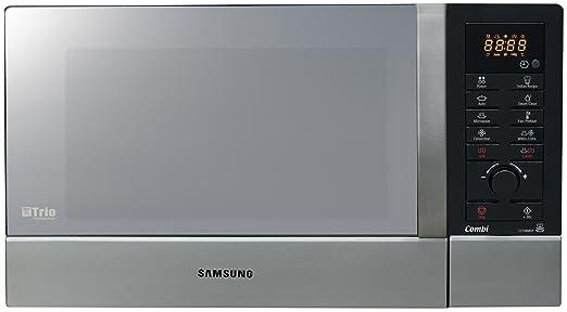 Samsung CE108MDF-M 28L 1400W Negro, Plata - Microondas (28 L ...
