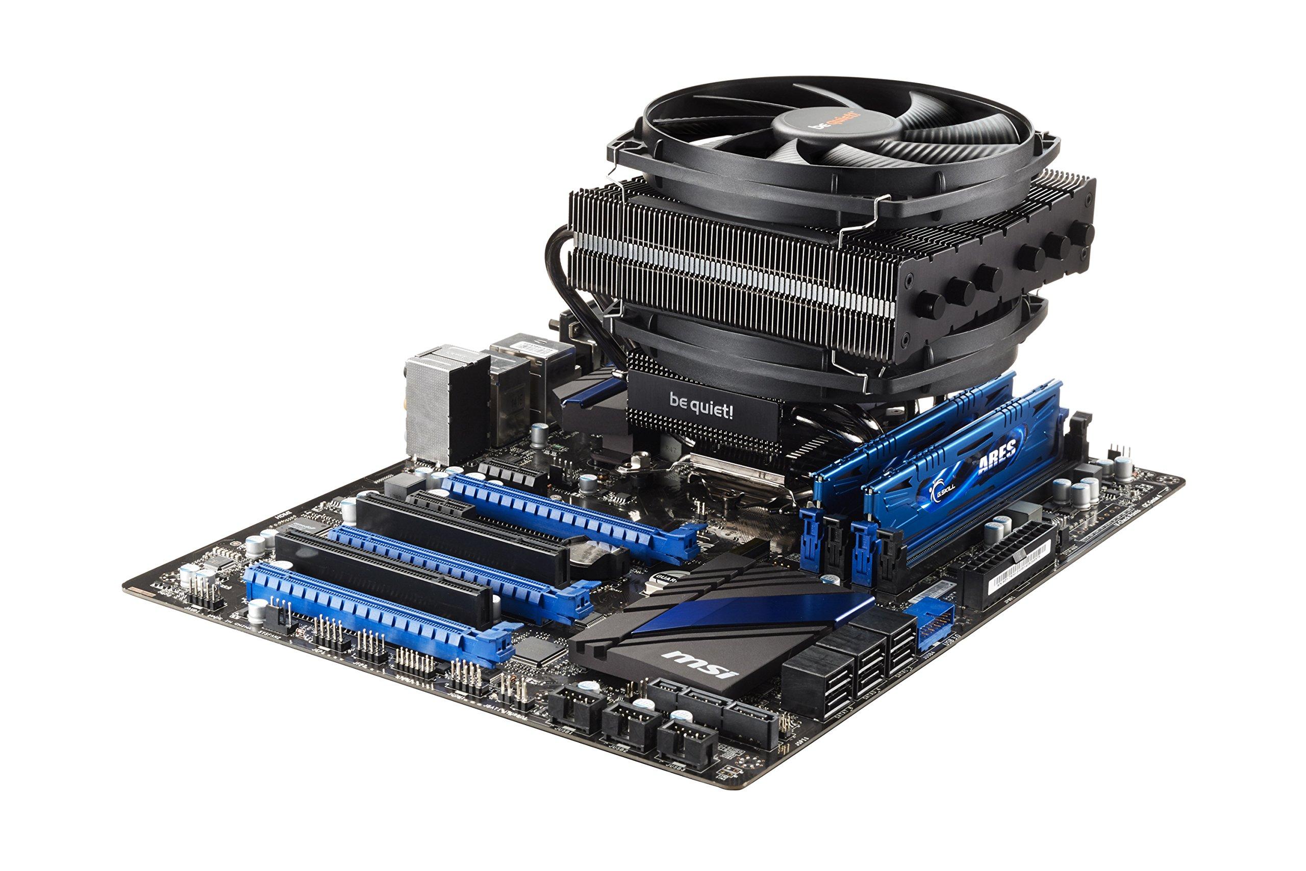 be quiet! Dark Rock Tf, BK020, 220W TDP, CPU Cooler by be quiet! (Image #4)