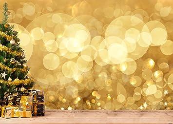 Navidad Fondos para fotografía para niños calcetines de regalo de árbol de Navidad y tres colgar chimenea fondo para estudio fotográfico: Amazon.es: ...