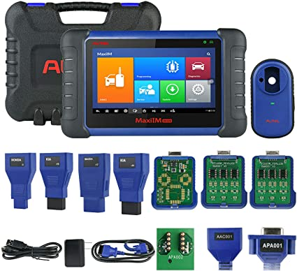 Automotive Scan Tool >> Autel Maxiim Im508 Automotive Scan Tool With Xp200 Key Programmer Car Diagnostic Scanner With Oe Level All System Diagnosis Oil Reset Epb Sas