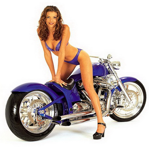 Amazon.com: Sexy Biker Girls Wallpapers: Appstore for Android